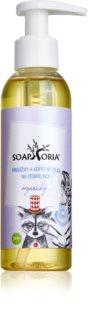Soaphoria Babyphoria olje za masažo in kopel za lahko noč  za otroke