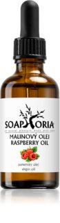 Soaphoria Organic olio di lampone per il corpo