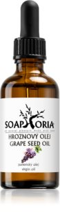 Soaphoria Organic  Grape Oil with Lifting Effect