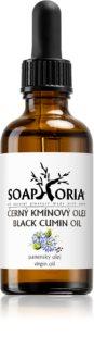 Soaphoria Organic Olja från svarta kuminfrön för problematisk hud, akne
