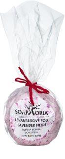 Soaphoria Lavender Fields Bath Blaster with Regenerative Effect