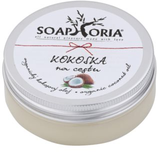 Soaphoria Organic  Coconut Oil For Travelling