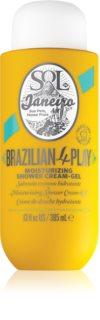 Sol de Janeiro Brazilian 4Play krémový sprchový gel