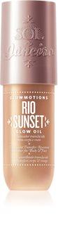 Sol de Janeiro GlowMotions Rio Sunset třpytivý olej na tělo