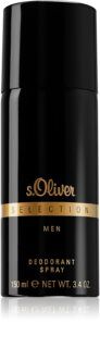 s.Oliver Selection Men deospray per uomo
