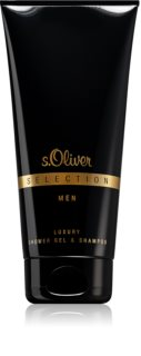 s.Oliver Selection Men gel doccia per uomo