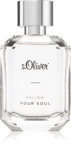 s.Oliver Follow Your Soul Men Aftershave vand til mænd