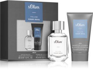 s.Oliver Follow Your Soul Men coffret I. para homens