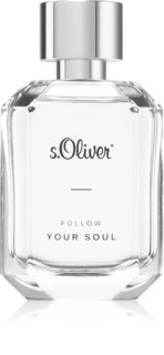 s.Oliver Follow Your Soul Men Eau de Toilette til mænd