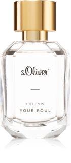 s.Oliver Follow Your Soul Women Eau de Parfum für Damen