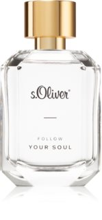 s.Oliver Follow Your Soul Women Eau de Toilette til kvinder