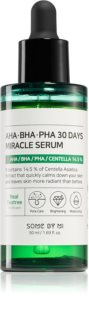 Some By Mi AHA∙BHA∙PHA 30 Days Miracle Multiaktiv-Serum für unreine Haut