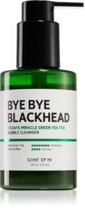 Some By Mi Bye Bye Blackhead 30 Days Miracle Active Cleansing Foam Anti-Blackheads