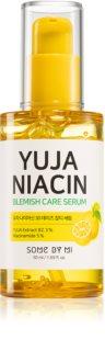 Some By Mi Yuja Niacin Blemish Care Uppljusande serum för problematisk hud, akne