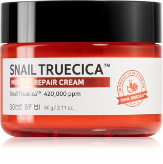 Some By Mi Snail Truecica Miracle Repair Soothing And Moisturizing Cream