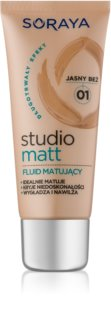 Soraya Studio Matt mattierendes Foundation mit Vitamin E