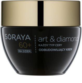 Soraya Art & Diamonds regenerierende Tagescreme für die Erneuerung der Hautzellen