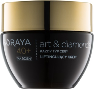 Soraya Art & Diamonds Firming Day Cream with Lifting Effect