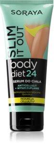 Soraya Body Diet 24 ορός αδυνατίσματος για την αντιμετώπιση της κυτταρίτιδας