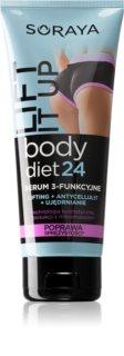Soraya Body Diet 24 liftingové zpevňující sérum proti celulitidě