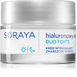 Soraya Duo Forte crème visage à l'acide hyaluronique