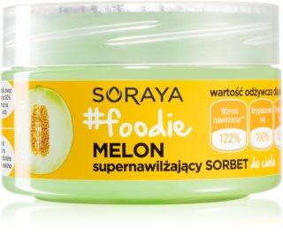 Soraya #Foodie Melon интензивен хидратиращ гел за тяло