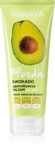Soraya #Foodie Avocado nährender Körperbalsam