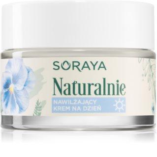 Soraya Naturally хидратиращ дневен крем