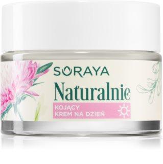 Soraya Naturally дневен успокояващ крем