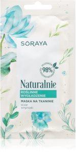 Soraya Naturally Zellschicht-Maske mit glättender Wirkung