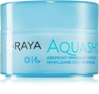 Soraya Aquashot хидратиращ гел  за нормална кожа