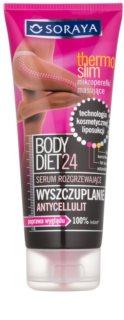 Soraya Body Diet 24 ορός αδυνατίσματος κατά της κυτταρίτιδας με θερμική επίδραση