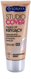 Soraya Studio Cover krycí make-up s vitamínom E