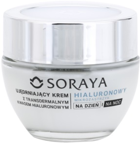 Soraya Hyaluronic Microinjection crème raffermissante à l'acide hyaluronique