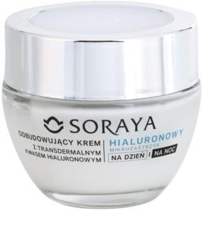 Soraya Hyaluronic Microinjection crème anti-rides à l'acide hyaluronique