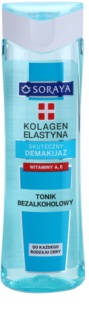 Soraya Collagen & Elastin lotion tonique douce aux vitamines A et E