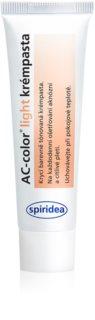 Spiridea AC-color Light tonizáló krém az aknéra hajlamos érzékeny bőrre