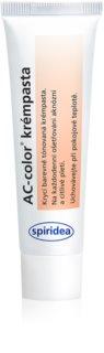 Spiridea AC-color κρέμα με χρώμα για ευαίσθητη επιδερμίδα με τάση για ακμή