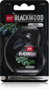Splat Special Blackwood filo interdentale con ingrediente antibatterico