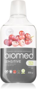 Splat Biomed Sensitive elixir bocal para dentes e gengivas sensíveis