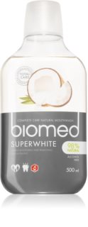 Splat Biomed Superwhite Mundskyl med tandblegende effekt