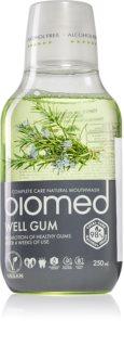Splat Biomed Well Gum munvatten för känsliga tänder och tandkött