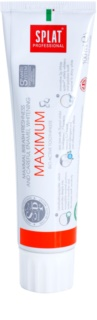 Splat Professional Maximum Bio-Active Toothpaste for Maximum Freshness and Gentle Enamel Whitening