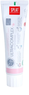 Splat Professional Ultracomplex Bio-Active Toothpaste for Complex Care and Whitening of Sensitive Teeth