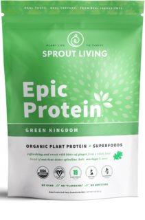 Sprout Living Epic Protein Organic Zelené království veganský protein