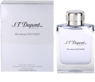 S.T. Dupont 58 Avenue Montaigne eau de toilette for Men