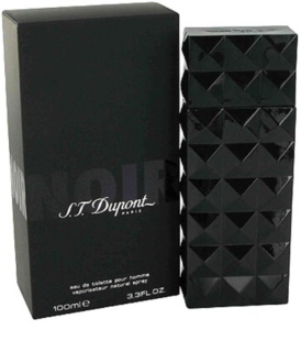 S.T. Dupont Noir eau de toilette sample for Men
