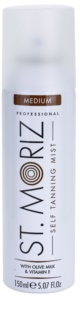St. Moriz Self Tanning spray autobronzeador