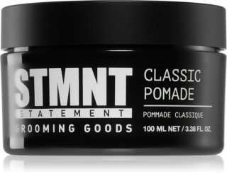 STMNT Nomad Barber Water Based Hair Pomade With Extra Strong Fixation