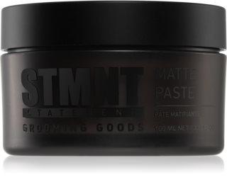 STMNT Julius Cvesar Matte Paste Ultra Strong Fixation